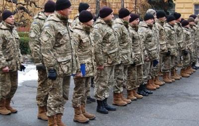 На западе Украины создали бригаду горных стрелков