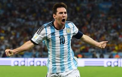 Мессі: Завжди хотів пограти в чемпіонаті Аргентини