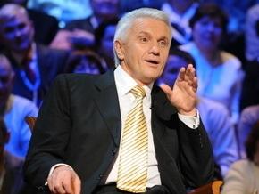 Литвин рассматривает ЧФ РФ как элемент системы безопасности Украины