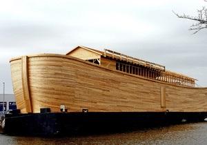 В Кентукки появится точная копия Ноева ковчега