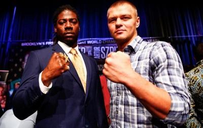 Український боксер: Глазков - добряк і трудяга, він повинен перемагати Мартіна