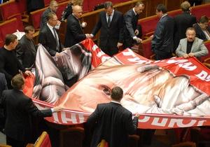 Бютовцы вновь пытаются смягчить Уголовный кодекс ради спасения Тимошенко