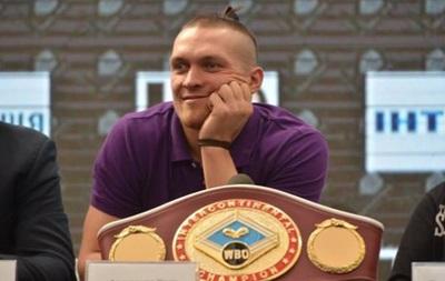 Усик піднявся нашосту сходинку рейтингу WBC