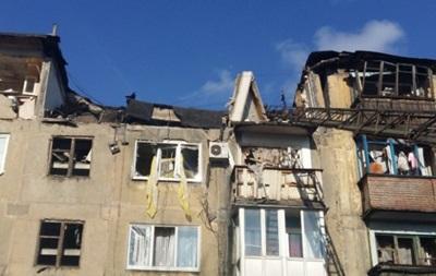 Волонтеры помогут пострадавшим от взрыва в Украинске