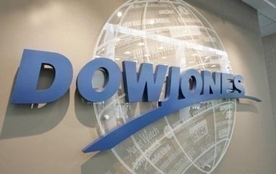 Індекс Dow Jones впав нижче 16000 пунктів