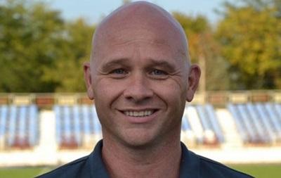 Дніпродзержинську Сталь очолить тренер з Голландії