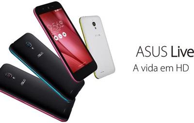 Asus представил бюджетную линейку смартфонов