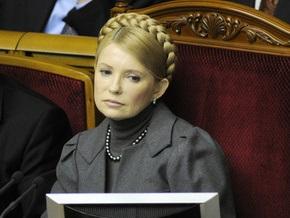Тимошенко не видит оснований для повышения цен на газ для населения