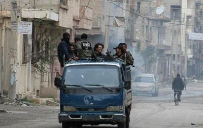 УСирії «Ісламська держава» захопила взаручники 400 цивільних