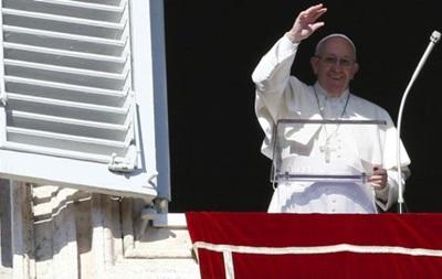 Папа Римский выступил с речью перед мигрантами