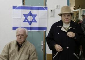 На выборах в Израиле отмечается рекордная явка