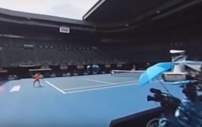Відома тенісистка показала головну арену Australian Open