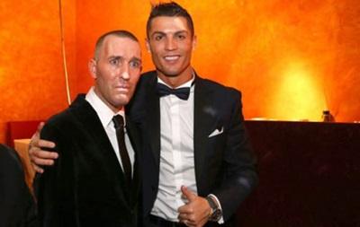 Роналду - Риксену: Когда вы будете в Мадриде, я лично буду за вами ухаживать