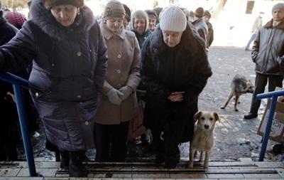 Кабмин отменил решение о выделении денег жителям Донбасса