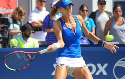 Australian Open: Цуренко не сумела дожать Лепченко и проиграла