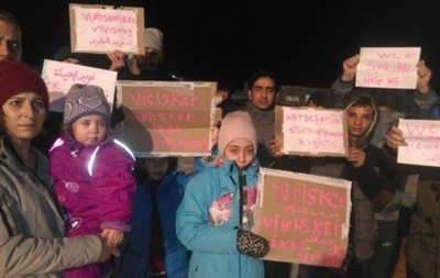Беженцы в Норвегии голодают, протестуя против отправки в РФ