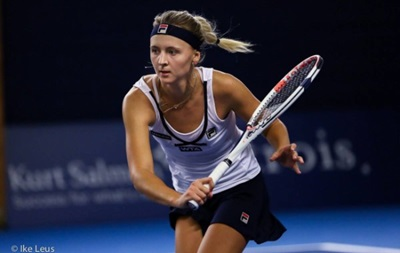 Australian Open: Українка Заневська не змогла продовжити переможний хід