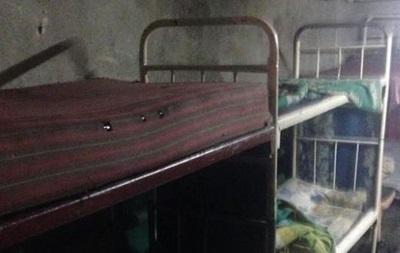 Как содержат пленных в ЛНР: фото подвалов