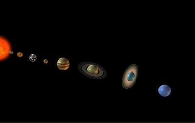 Впервые за десять лет пять планет выстроятся в ряд