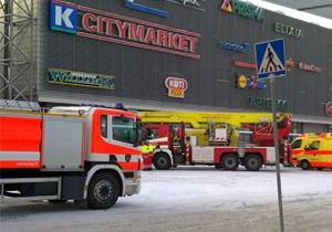 Стрельба в финском торговом центре: четыре человека погибли (обновлено)