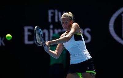 Australian Open: Чеська спортсменка встановила рекорд жіночого тенісу