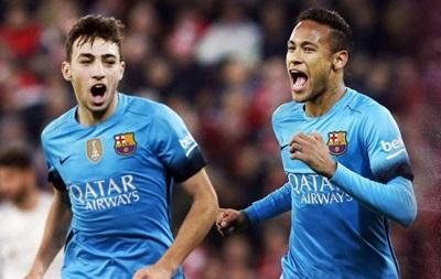 Барселона наблизилася до півфіналу Кубка Іспанії