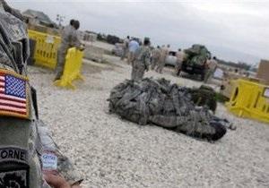 Американские военные расстреляли в Багдаде автомобиль с иракцами