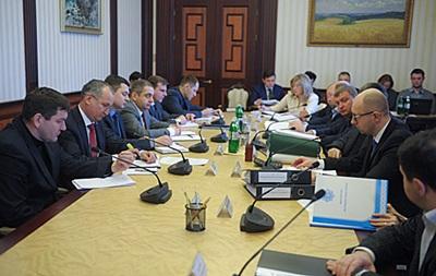 Яценюк: Бюро розслідувань не запрацює з березня