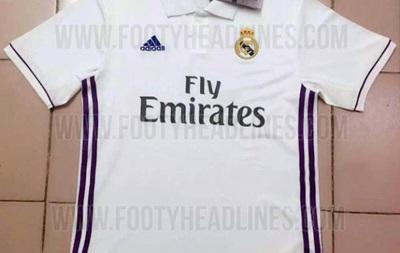 В сети появилось фото новой формы Реала на следующий сезон