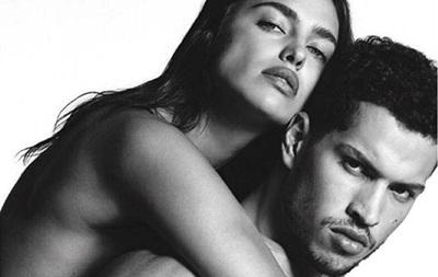 Ирина Шейк снялась топлес для Givenchy