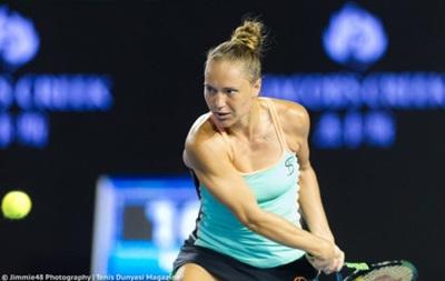 Последняя украинка завершила выступление на Australian Open