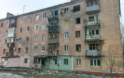 Горловка четвертые сутки без света и тепла - ДНР