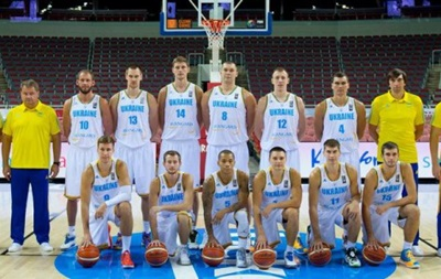 Україна у відборі на Євробаскет-2017 зіграє зі Словенією та Косовом