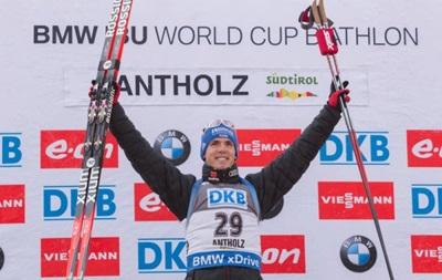 Биатлон: Шемпп побеждает в спринтерской гонке на шестом этапе Кубка мира