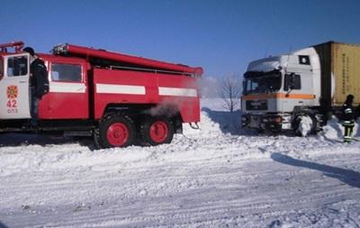 В Украине разблокировано движение на всех дорогах