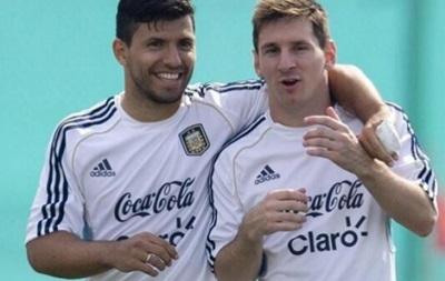 Агуэро - Месси: Манчестер идеален для футбола