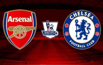 Арсенал - Челси 0:1 Онлайн трансляция матча чемпионата Англии