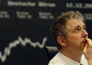 Украинские фондовые биржи потеряли оптимизм после публикации статистики в США