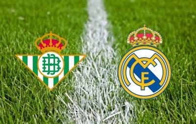 Бетіс - Реал Мадрид 1:1. Онлайн трансляція матчу чемпіонату Іспанії