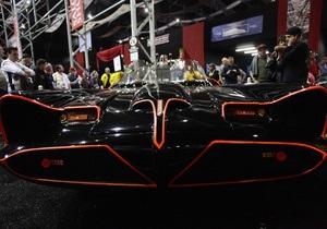 Автомобиль Бэтмена продали за $4,6 миллиона
