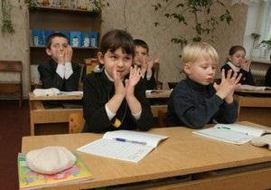 Табачника просят ввести в школах урок гигиены