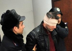 СМИ: У входа в суд Доктор Пи устроил представление