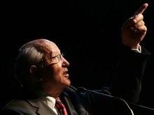 77-летний Михаил Горбачев станет прадедушкой