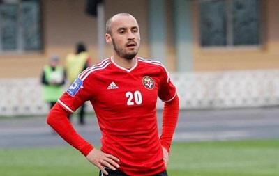 Григорчук зовет экс-игрока Днепра в Азербайджан