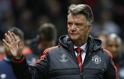 Ван Гал сегодня встретится с руководством Манчестер Юнайтед - The Guardian