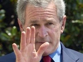 Буш: Америка не допустит, чтобы Иран разрабатывал ядерное оружие