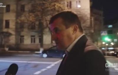Демчишин извинился перед СМИ за нецензурную фразу