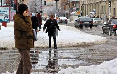 В Украину возвращается плюсовая температура