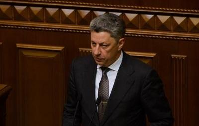 Оппозиционный блок требует рассмотреть изменения в бюджет