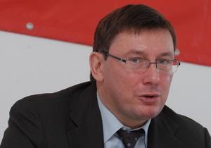 Сайт Народной Самообороны опубликовал заявление Луценко по поводу его задержания